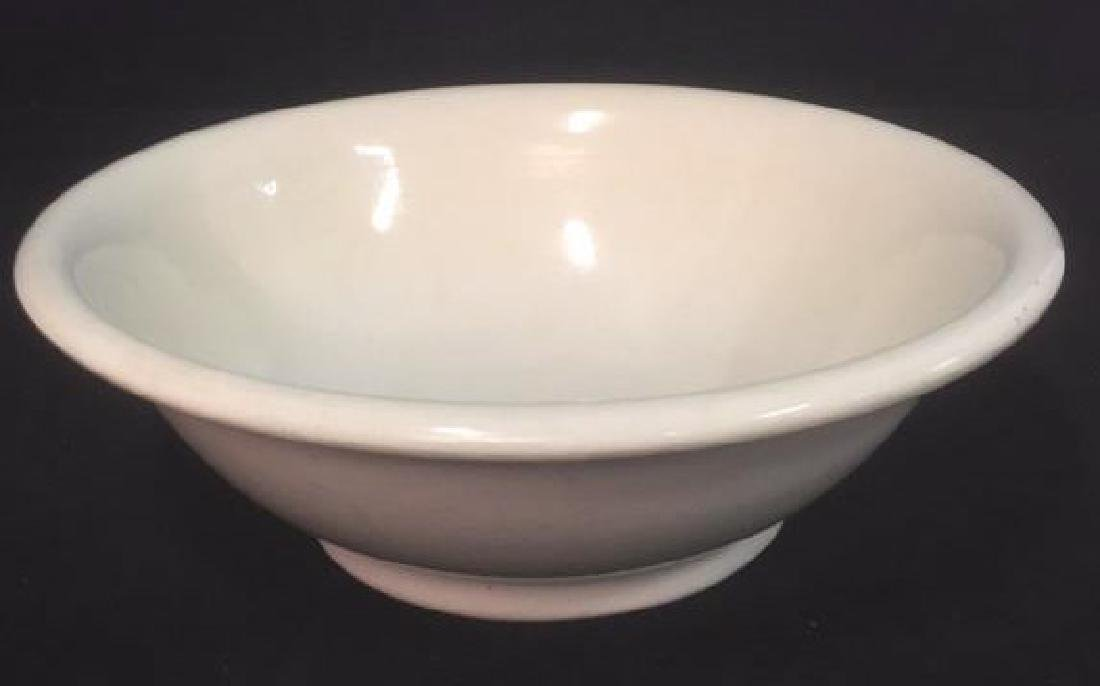 Lot 2 Hand Crafted Ceramic Bowls - 7