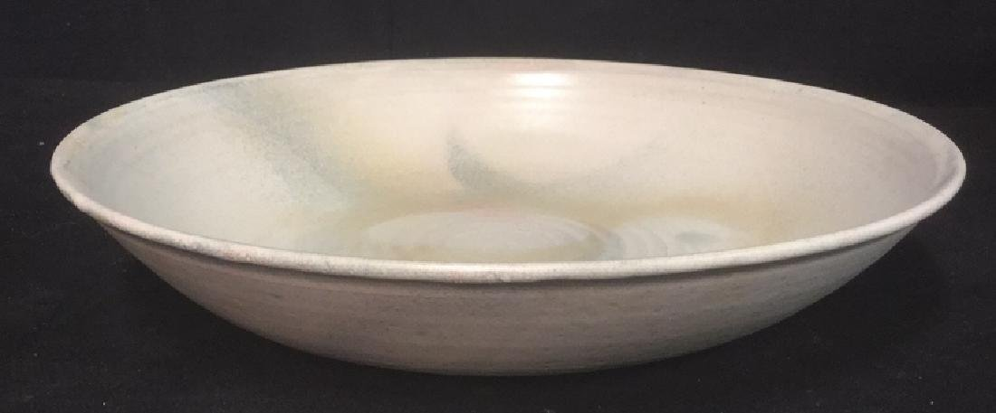 Lot 2 Hand Crafted Ceramic Bowls - 8