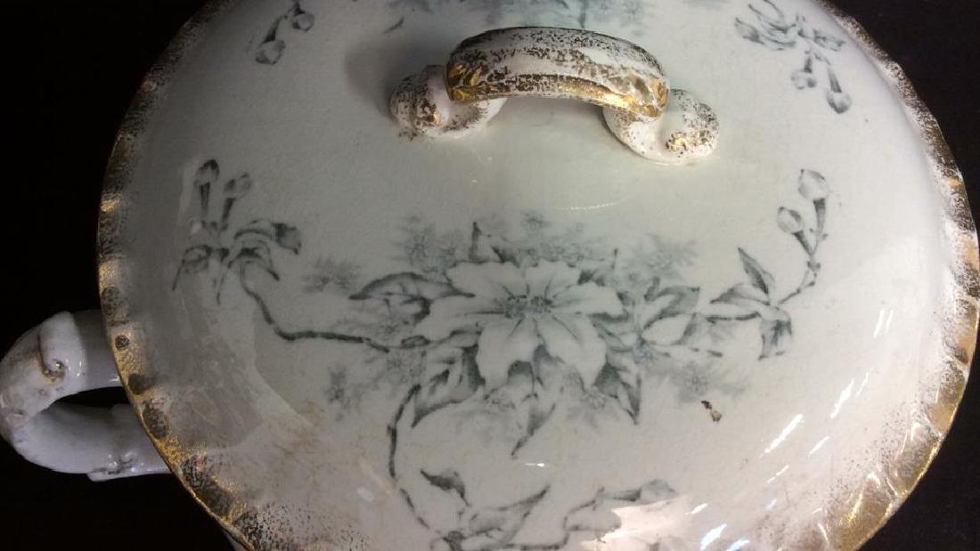Vintage Porcelain Chamber Pot - 3