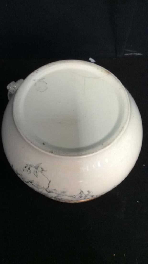 Vintage Porcelain Chamber Pot - 5