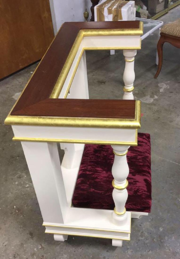 Custom Alter Prayer Kneeling Bench Table - 7
