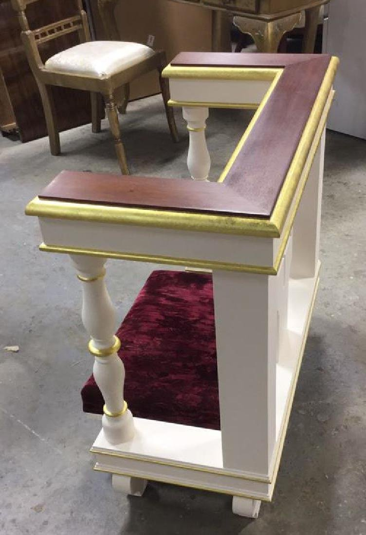 Custom Alter Prayer Kneeling Bench Table - 9