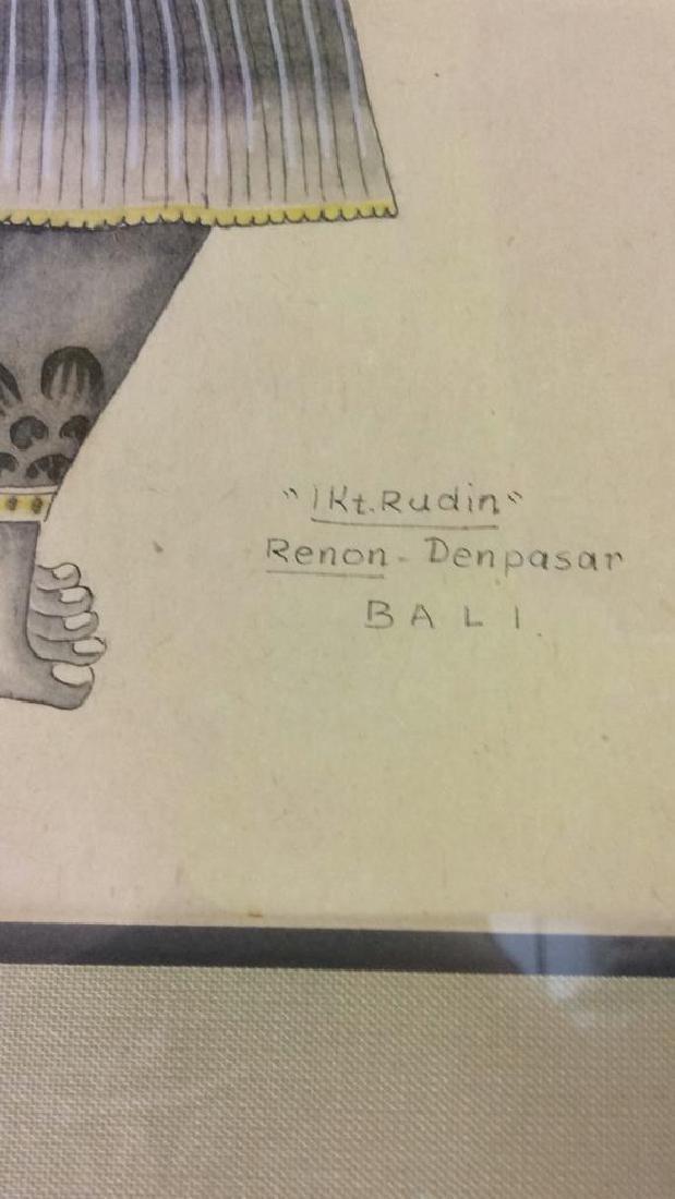 Lot 3 Ikt Rudin Renon Denpasar BALI Artwork - 9