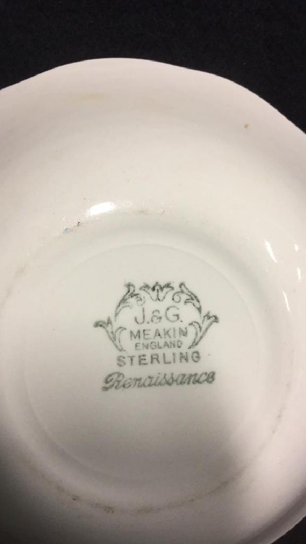 Set 6 J&G Meakin Renaissance Bowls - 5