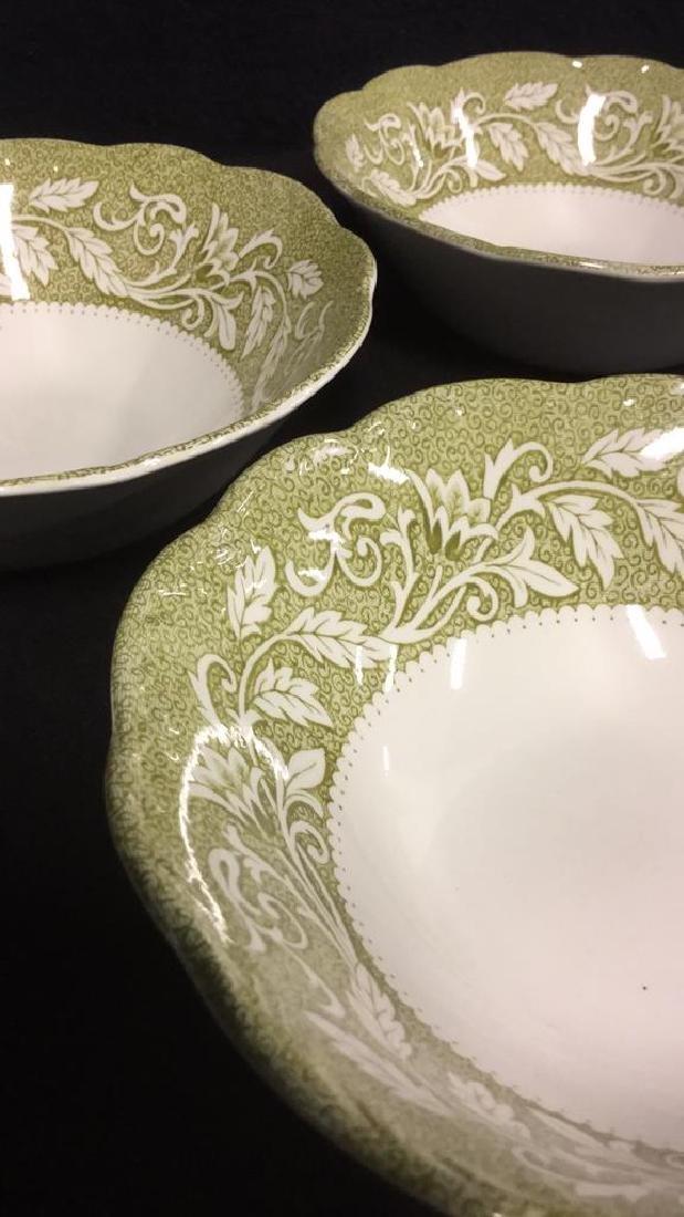 Set 6 J&G Meakin Renaissance Bowls - 6