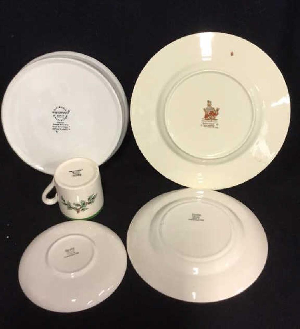 Lot 5 Wedgwood Royal Doulton Spode English Dishes - 2