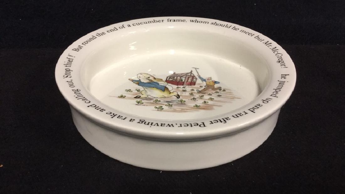 Lot 5 Wedgwood Royal Doulton Spode English Dishes - 4