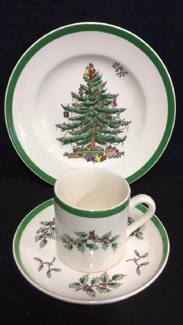 Lot 5 Wedgwood Royal Doulton Spode English Dishes - 8