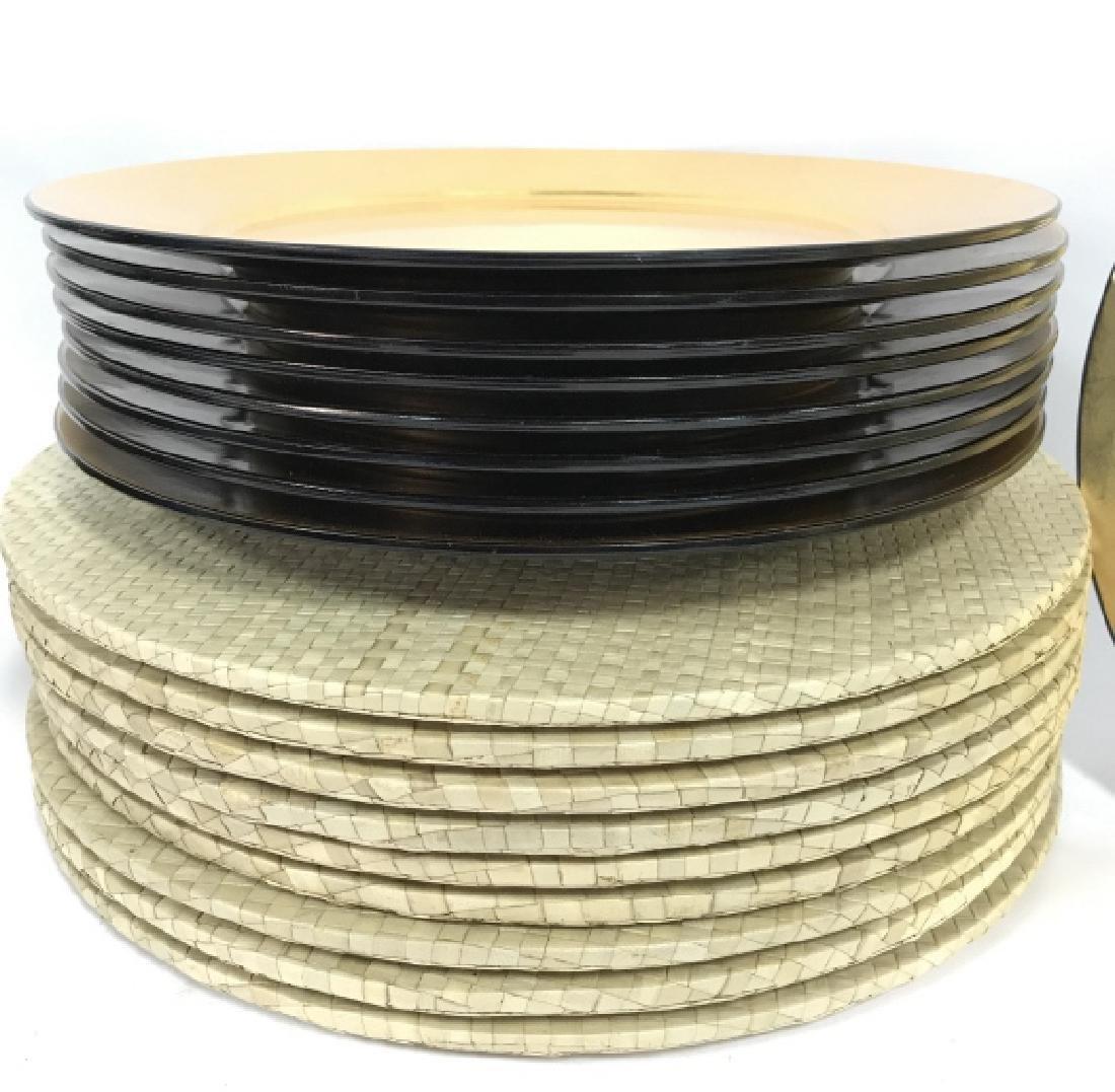 Set 18 SASAKI Laquerware by Charles Roberts - 2