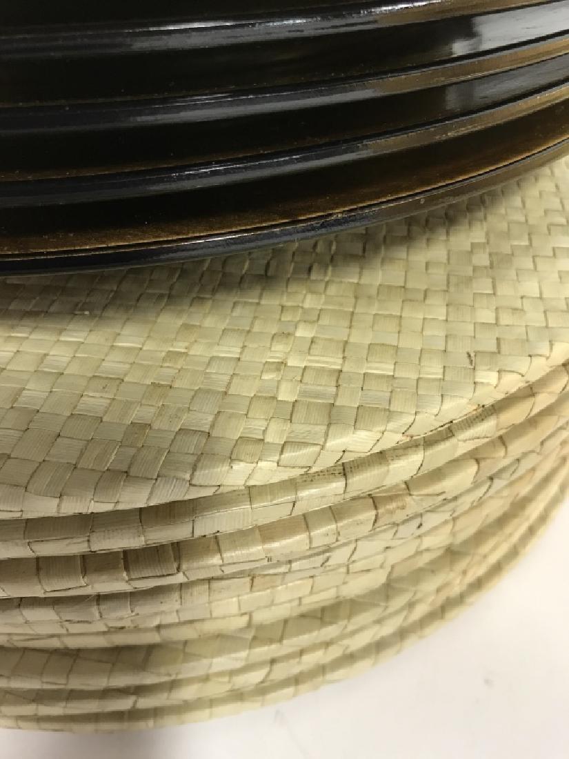Set 18 SASAKI Laquerware by Charles Roberts - 6