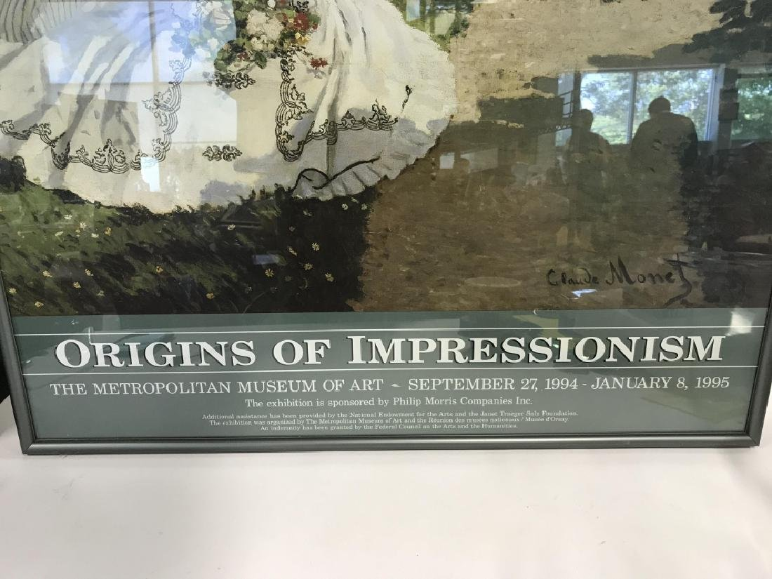Origins of Impressionism Exhibition Poster - 5