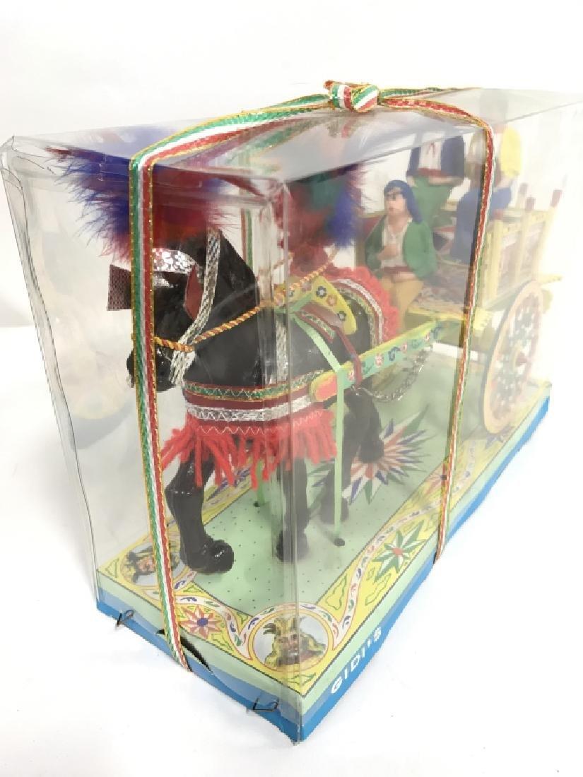 Vintage GIDI'S Ornament Folk Art Toy - 2