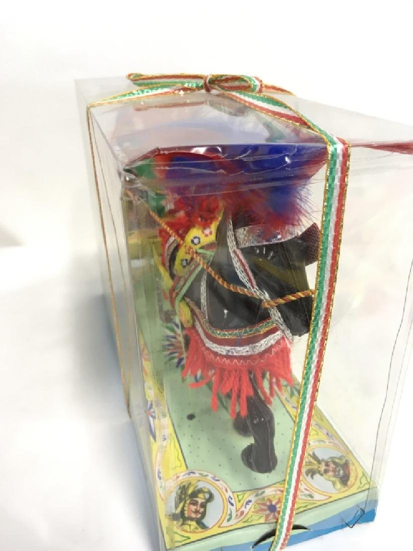 Vintage GIDI'S Ornament Folk Art Toy - 3