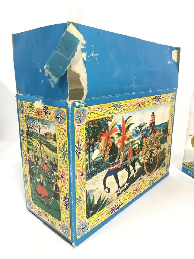 Vintage GIDI'S Ornament Folk Art Toy - 6