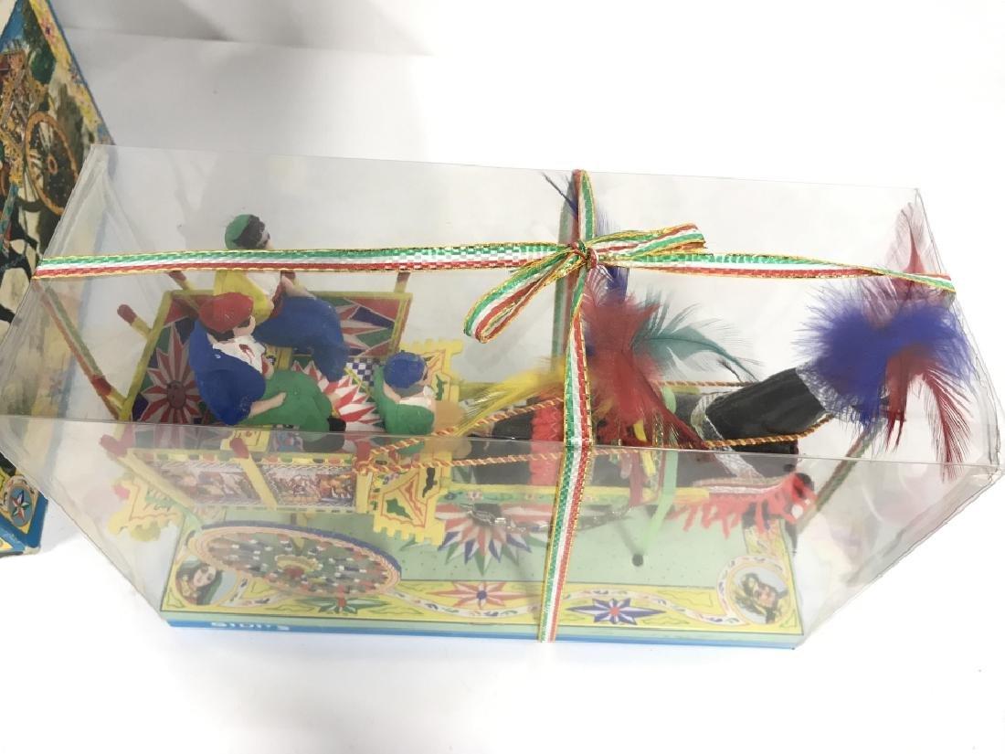 Vintage GIDI'S Ornament Folk Art Toy - 8