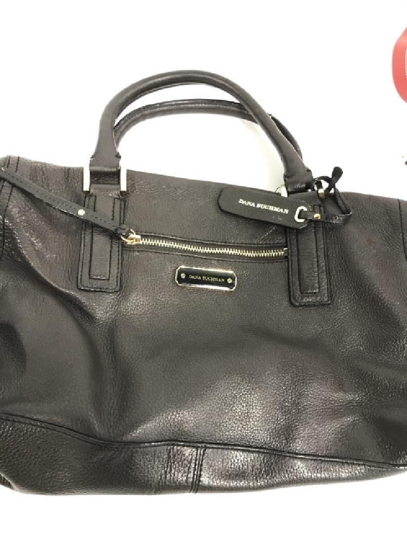 Lot 3 Leather Women's Designer Purses - 5