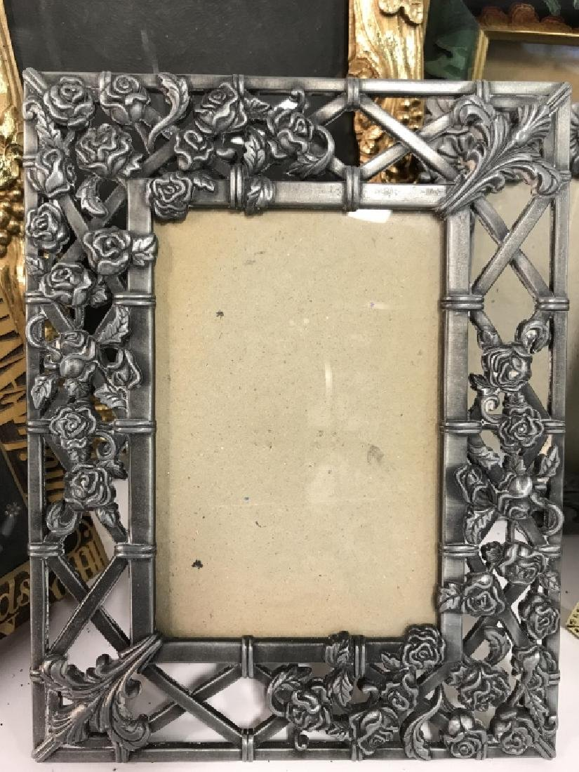 Lot 12 Assorted Picture Frames - 3