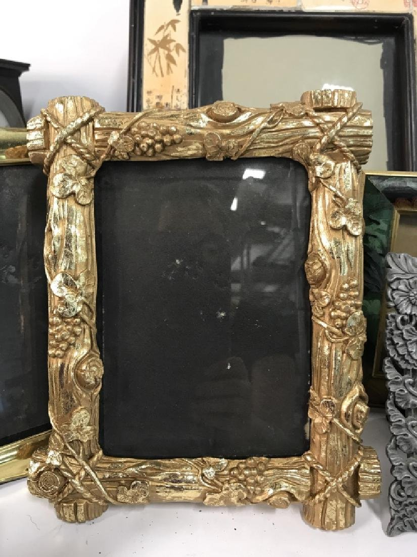 Lot 12 Assorted Picture Frames - 4