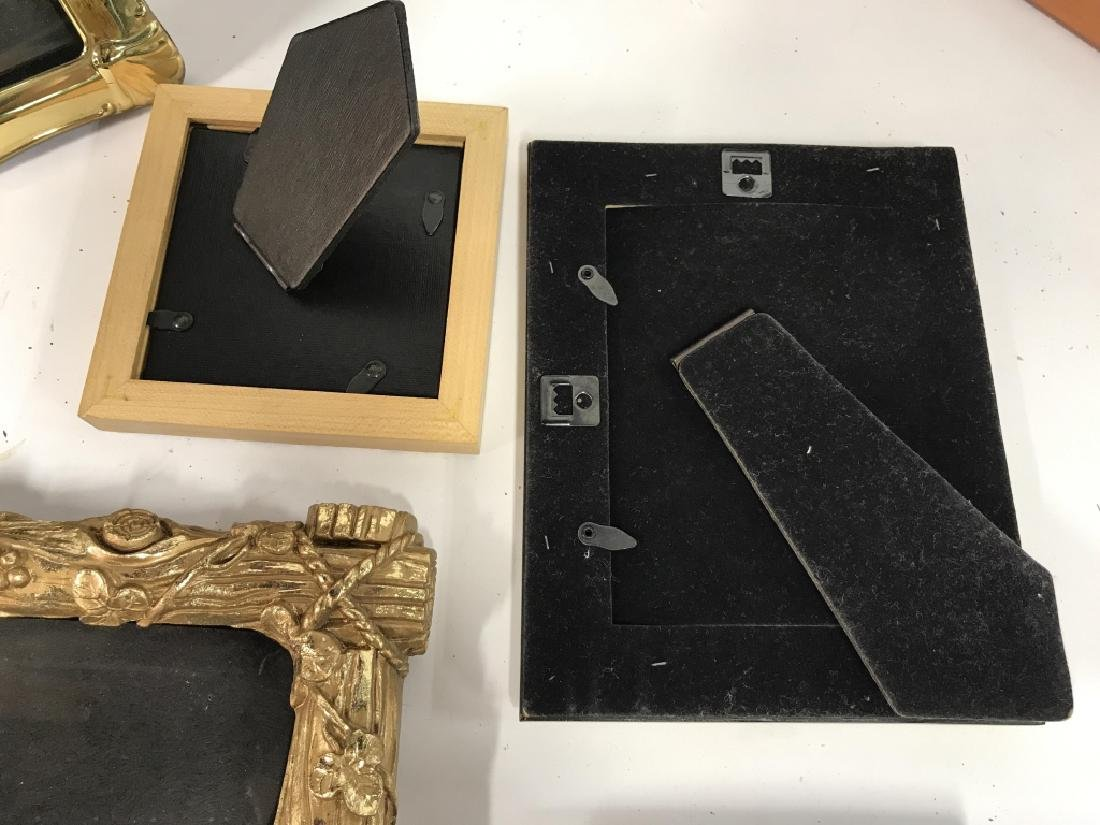 Lot 12 Assorted Picture Frames - 6