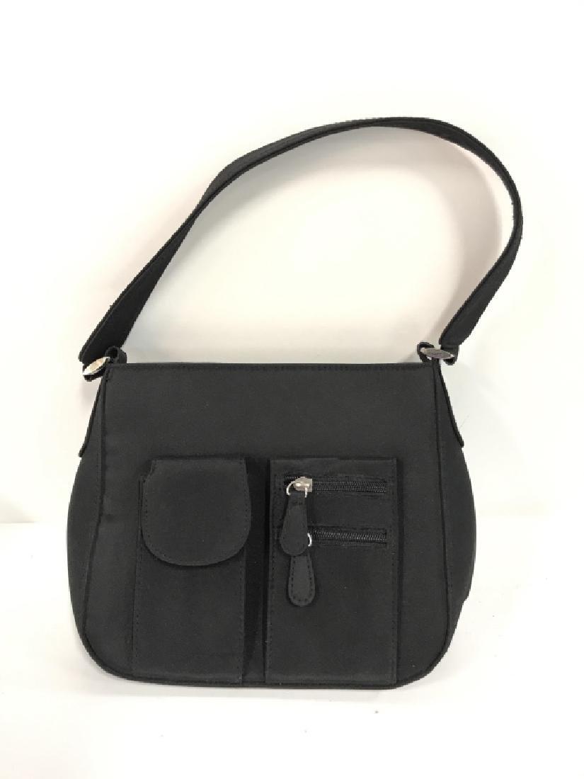 Lot 3 Black Toned Women's Designer Handbags - 6