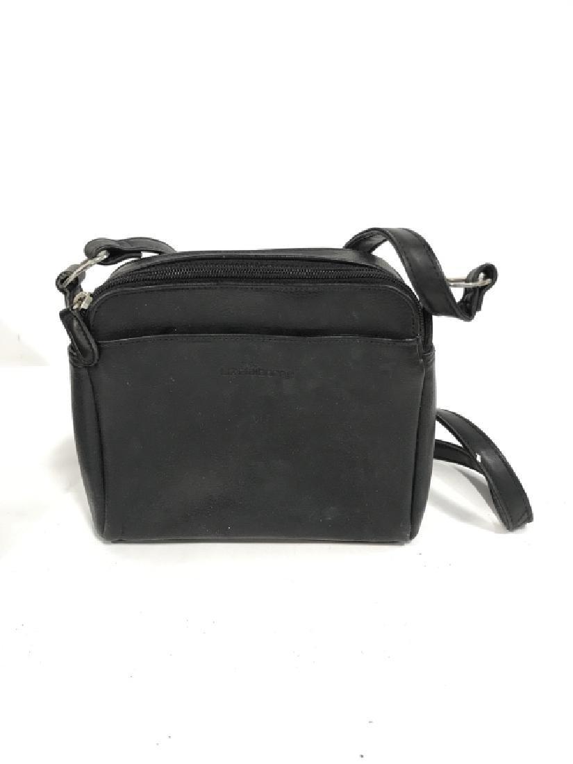 Lot 3 Black Toned Women's Designer Handbags - 9