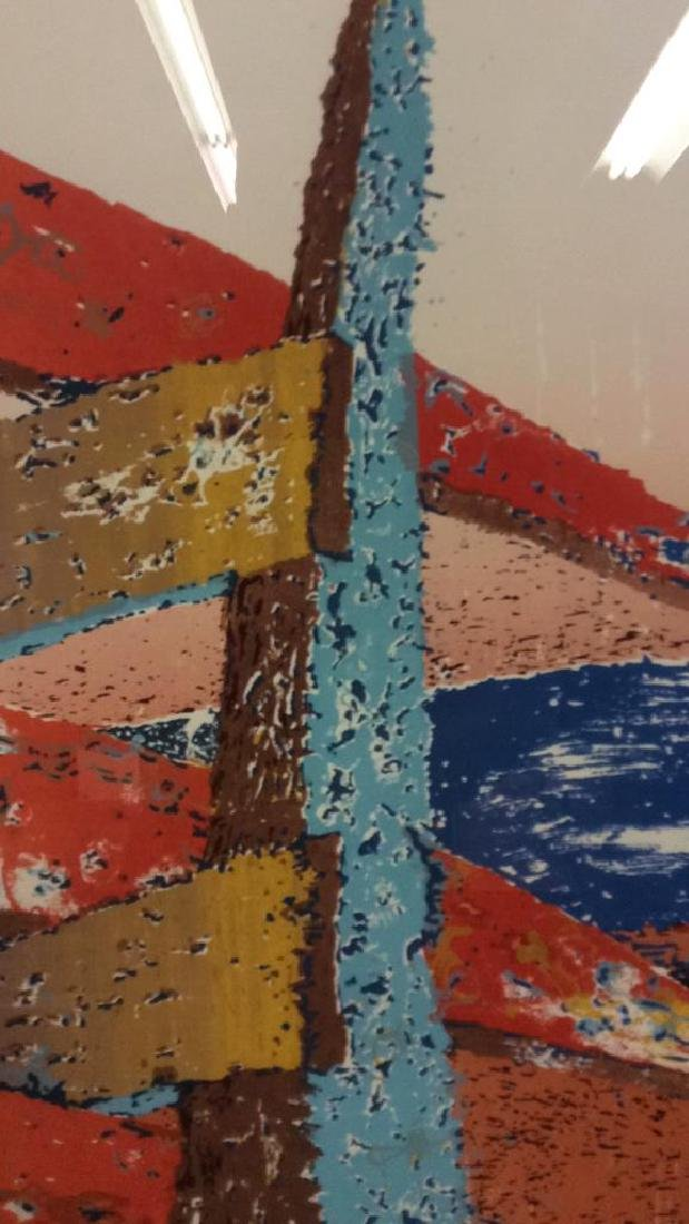 ESCALERA Framed Contemporary  Artwork - 7