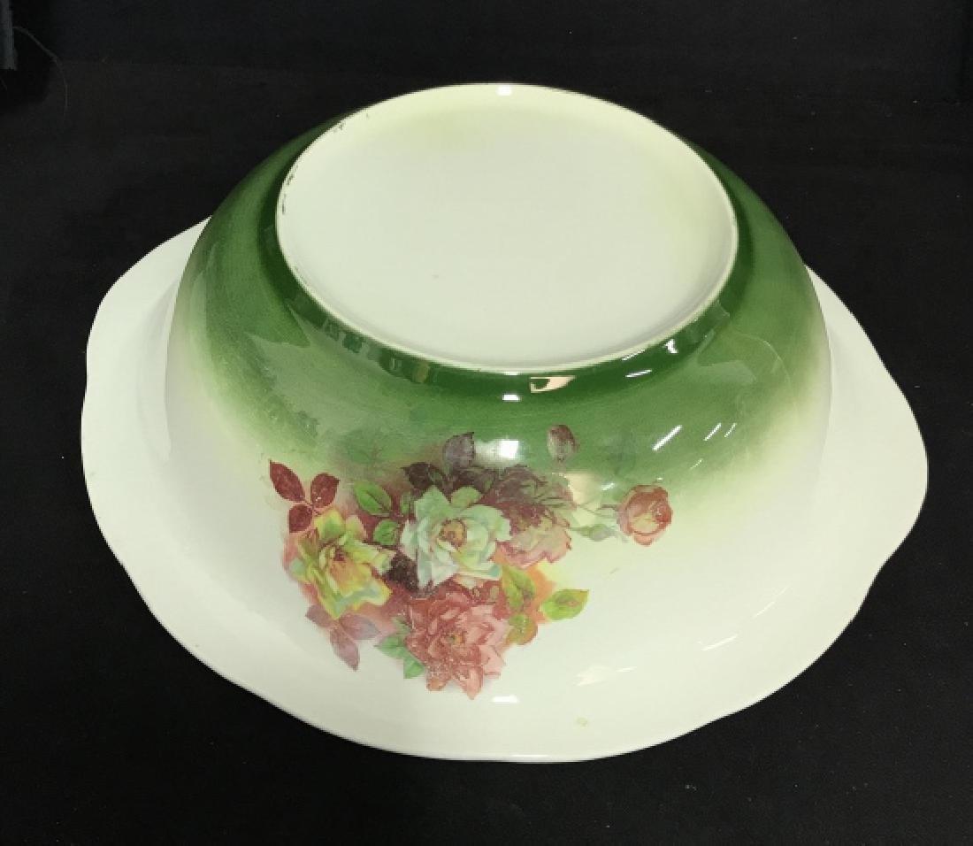 Large Centerpiece Decorative Bowl - 7