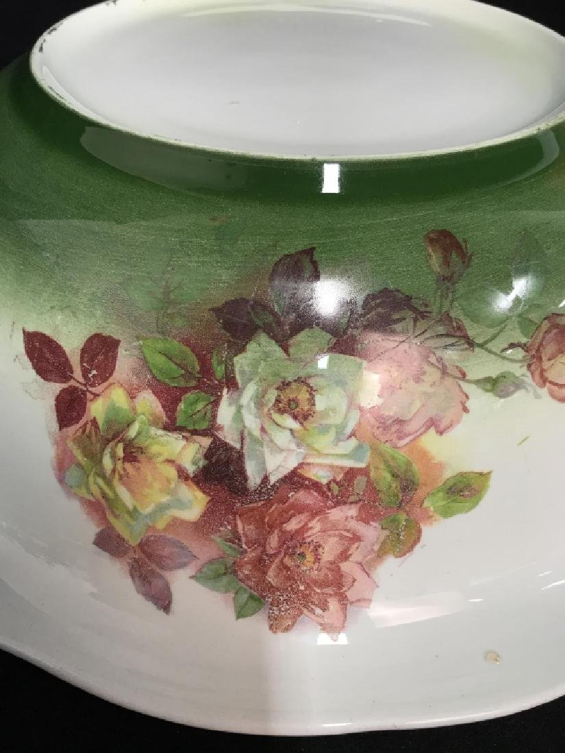 Large Centerpiece Decorative Bowl - 8