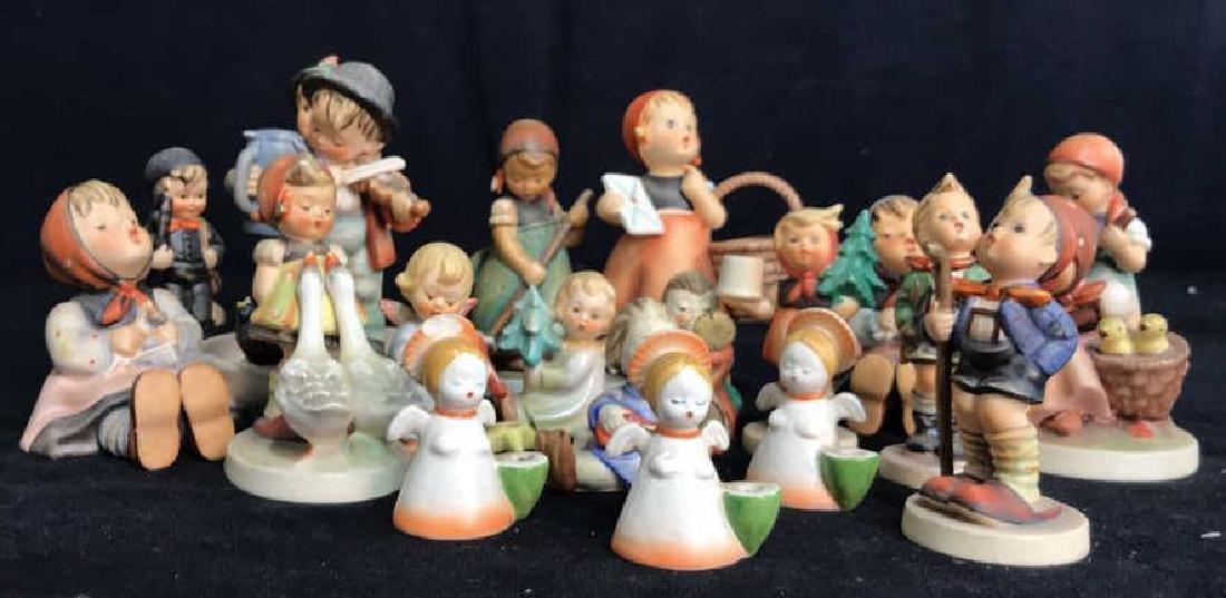 HUMMEL, GOEBEL Group Lot 20, Vintage - 2