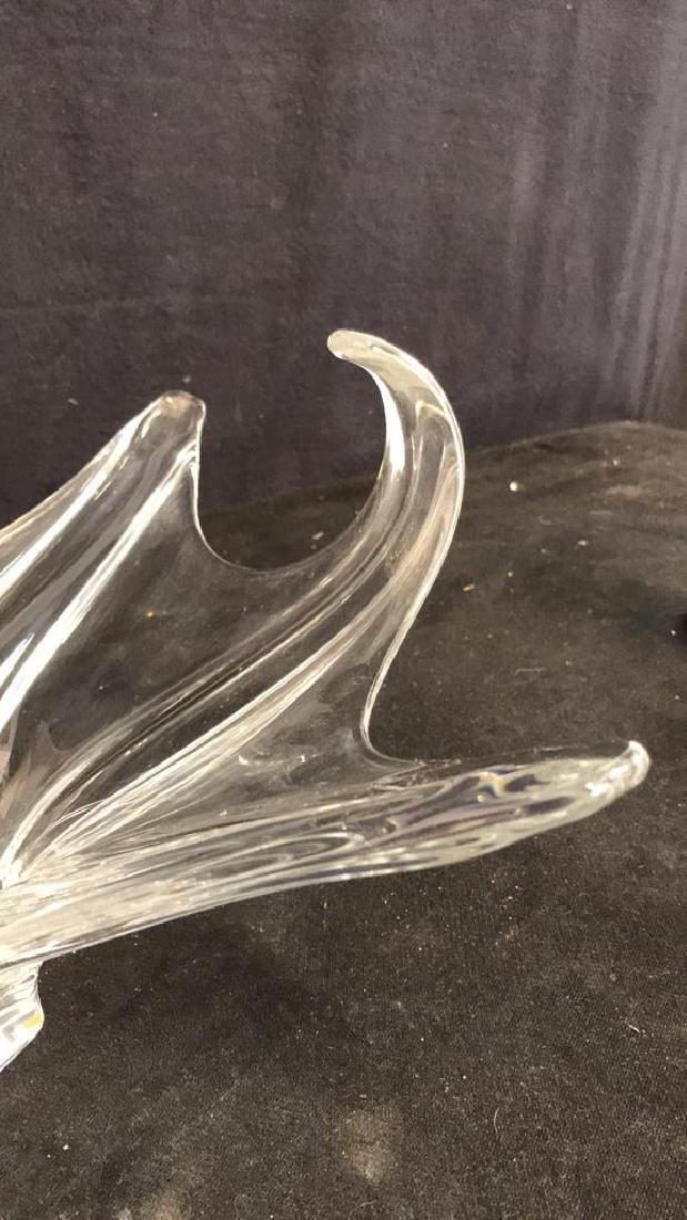 Mid Century Modern French Art Glass Bowl - 6