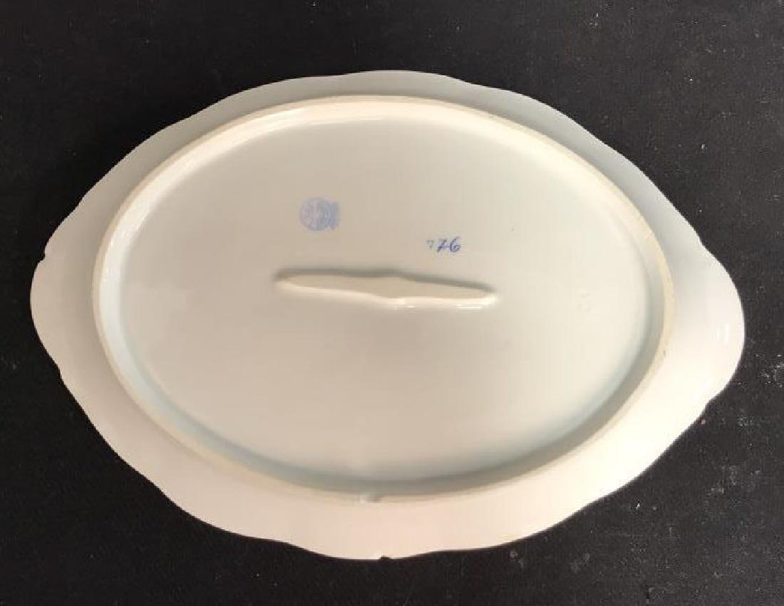 Group Austrian Porcelain Serving Pieces Vessels - 4