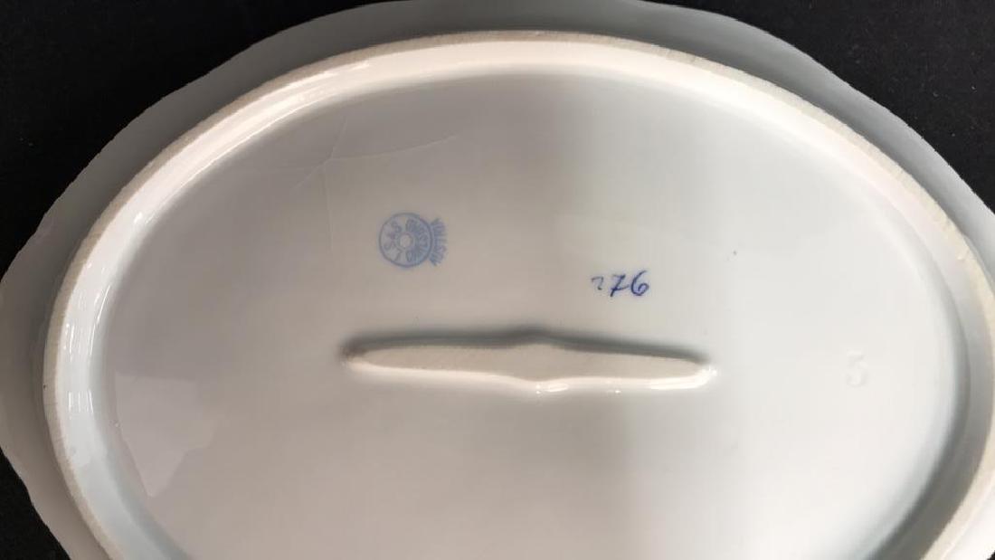 Group Austrian Porcelain Serving Pieces Vessels - 5