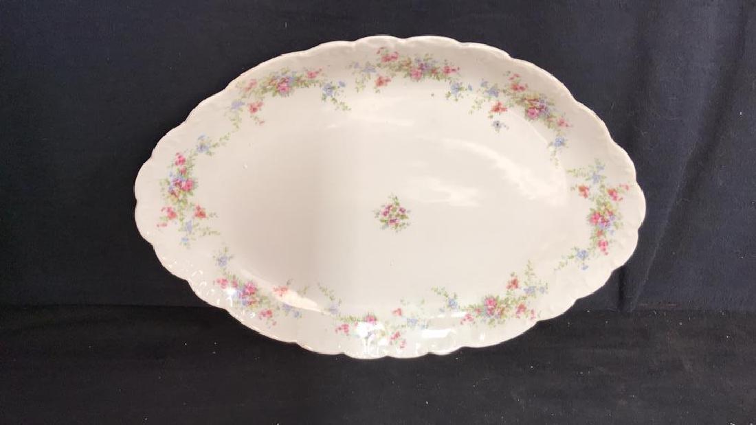 Group Austrian Porcelain Serving Pieces Vessels - 6