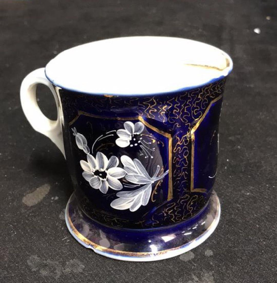 Collection 15 Mustache Cups, Shaving Cups Mugs - 5