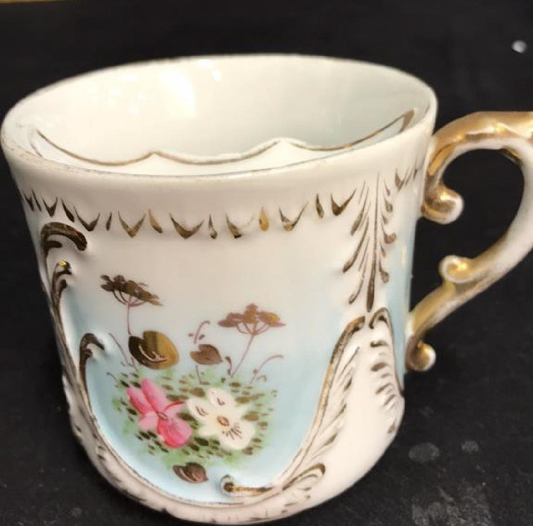 Collection 15 Mustache Cups, Shaving Cups Mugs - 7