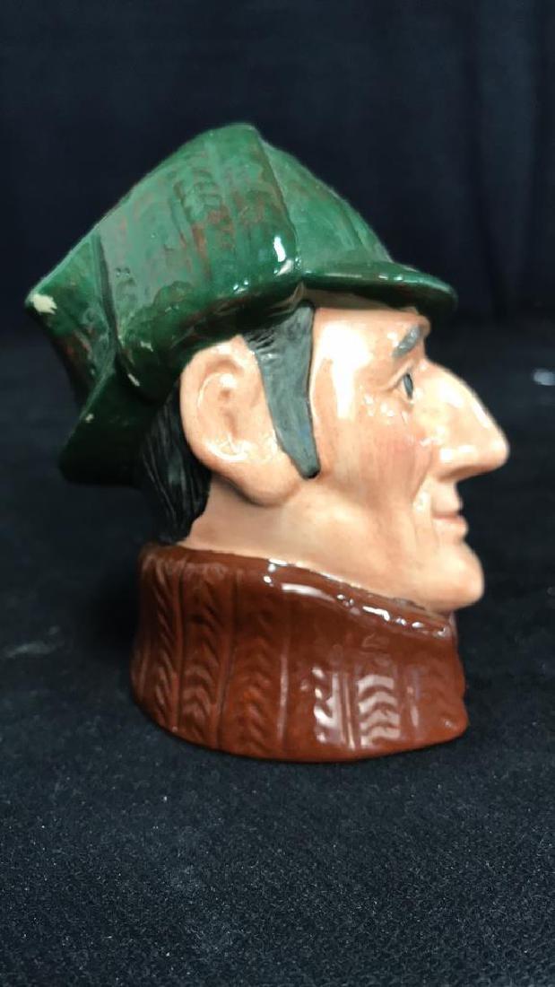 Royal Doulton Sleuth Porcelain Toby Mug - 3