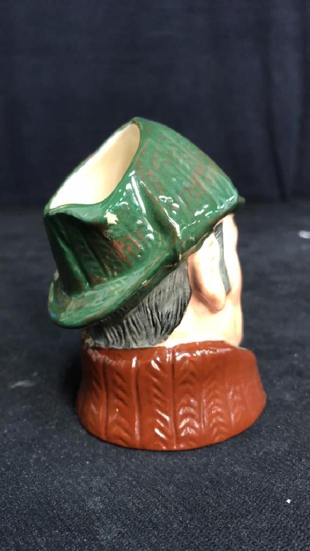 Royal Doulton Sleuth Porcelain Toby Mug - 4