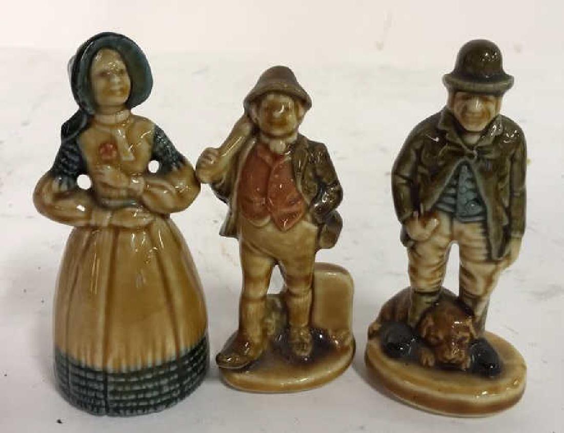 15 Ceramics Figurine Collection, Made In Ireland - 2