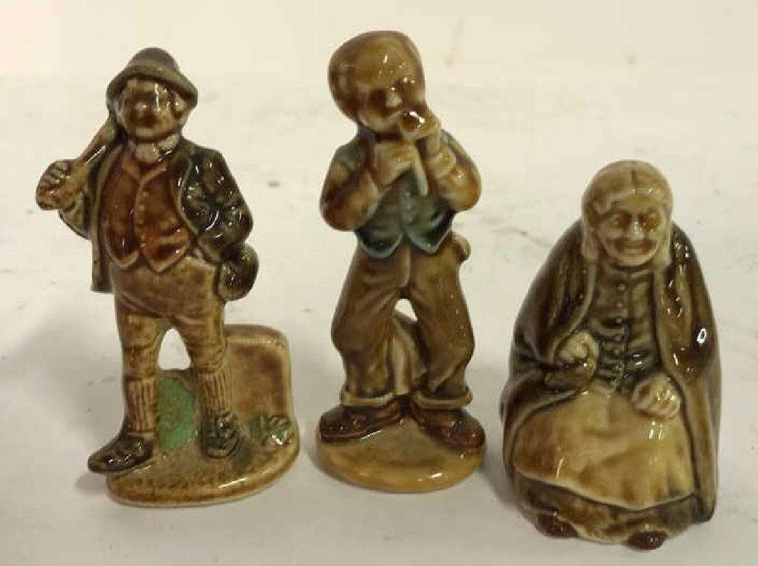 15 Ceramics Figurine Collection, Made In Ireland - 3