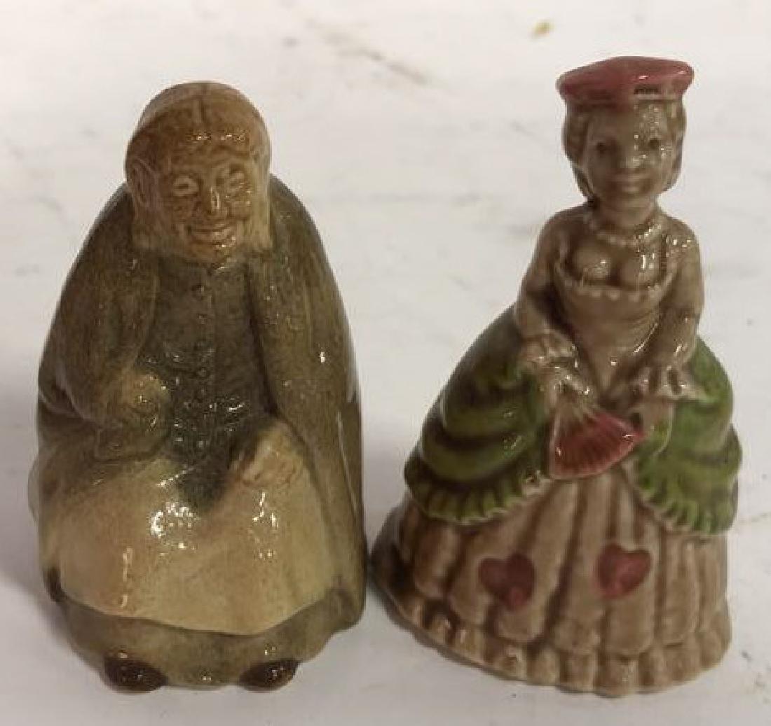 15 Ceramics Figurine Collection, Made In Ireland - 6
