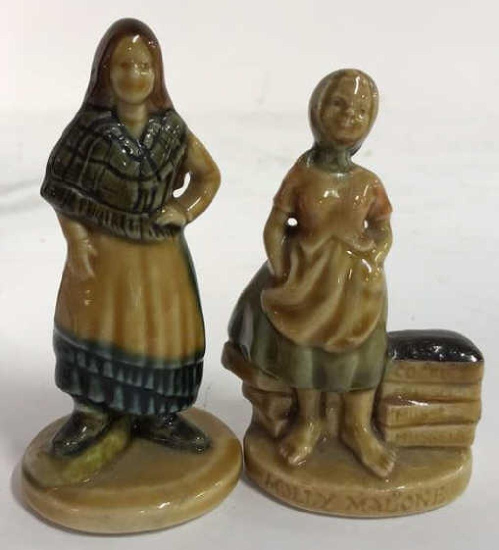 15 Ceramics Figurine Collection, Made In Ireland - 7