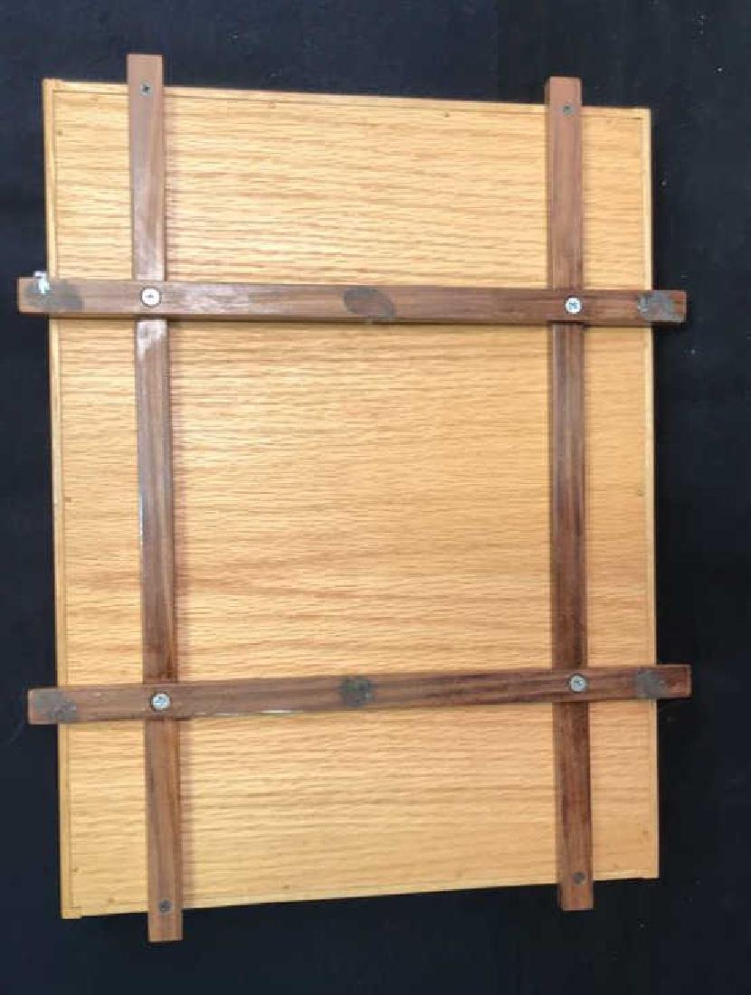 Japanese Style Wood Jewelry Dresser Box - 7