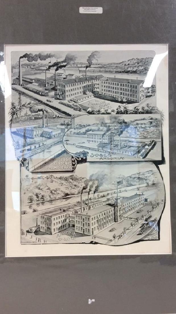 Antique Original Print 1893, Publ by D.H. HURD & - 4
