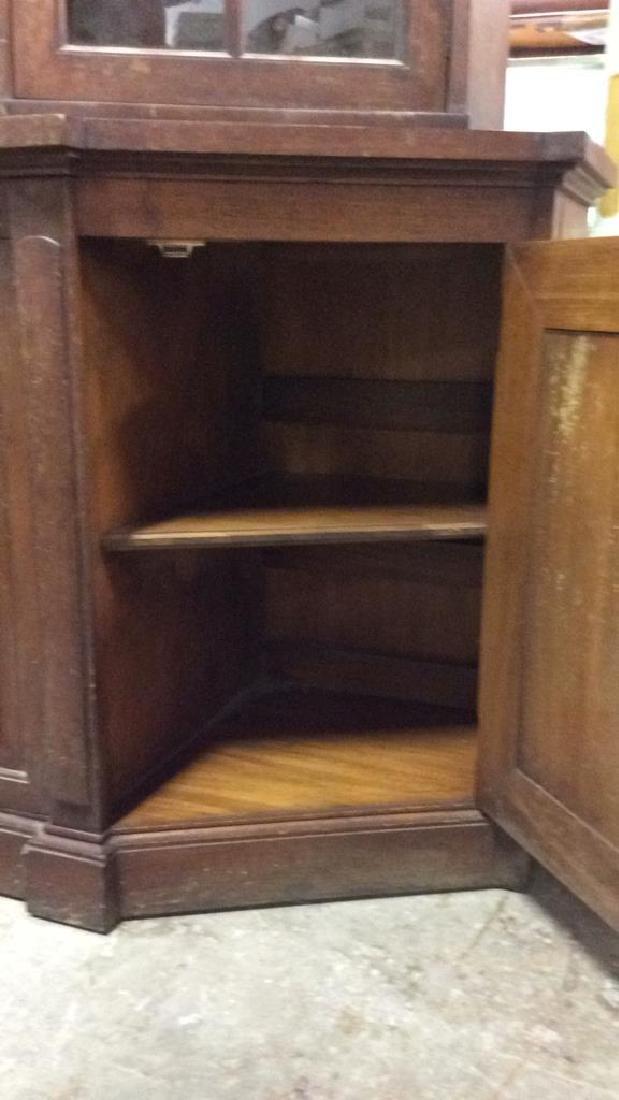 WHITE FURNITURE CO Wooden Hutch Cupboard - 5