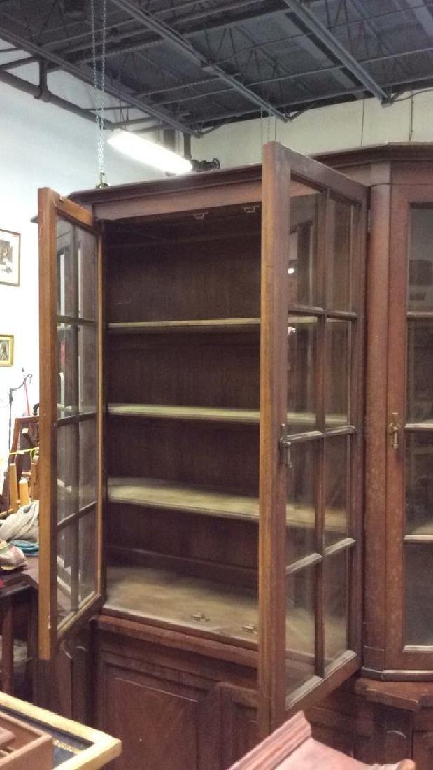 WHITE FURNITURE CO Wooden Hutch Cupboard - 6