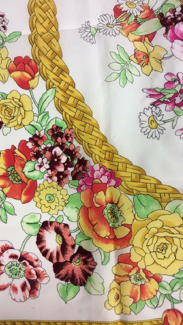 Ladies Fashion Scarf Silk - 10