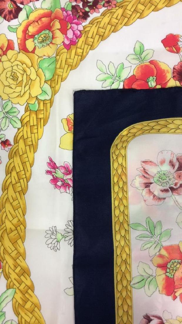 Ladies Fashion Scarf Silk - 9