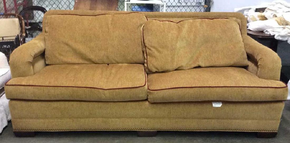 STANFORD FURNITURE CO. beige tone couch Sofa