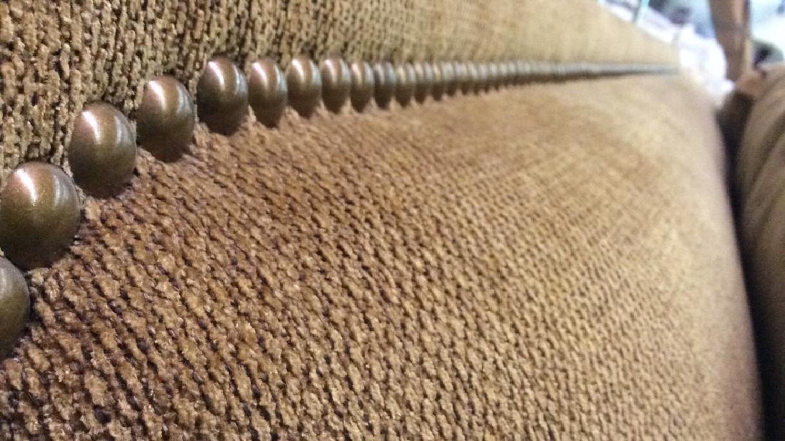 STANFORD FURNITURE CO. beige tone couch Sofa - 3
