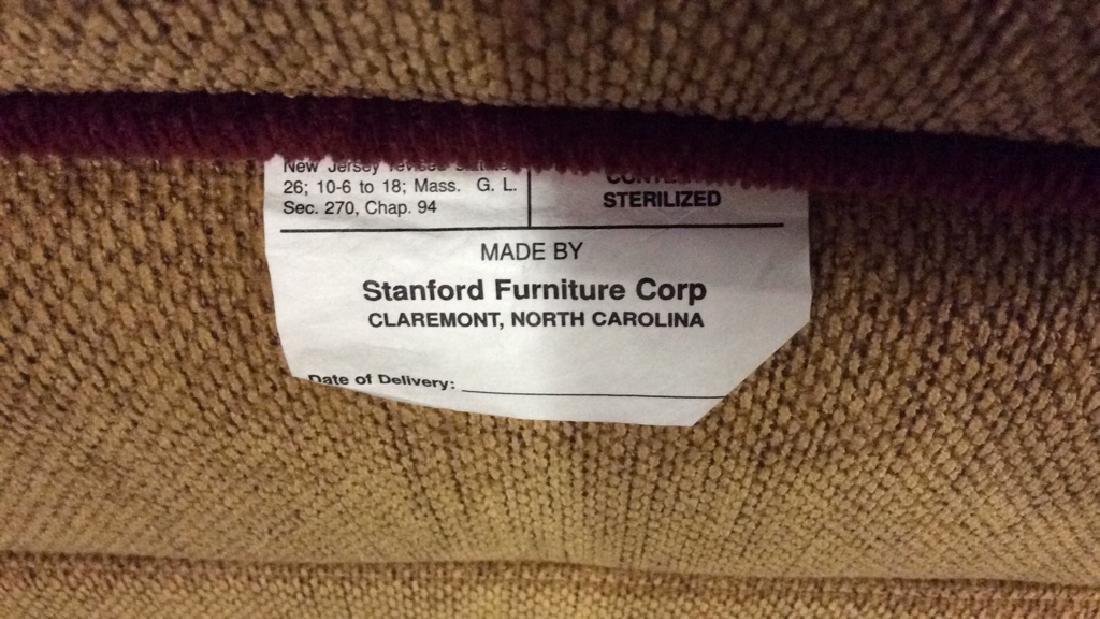 STANFORD FURNITURE CO. beige tone couch Sofa - 4